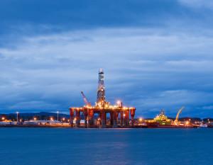 Petrolio in Scozia