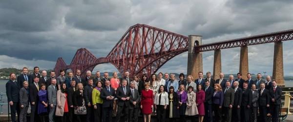 Eletti SNP - Elezioni UK 2015